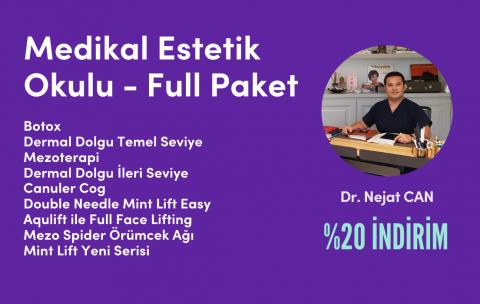 Medikal Estetik (Full Paket)